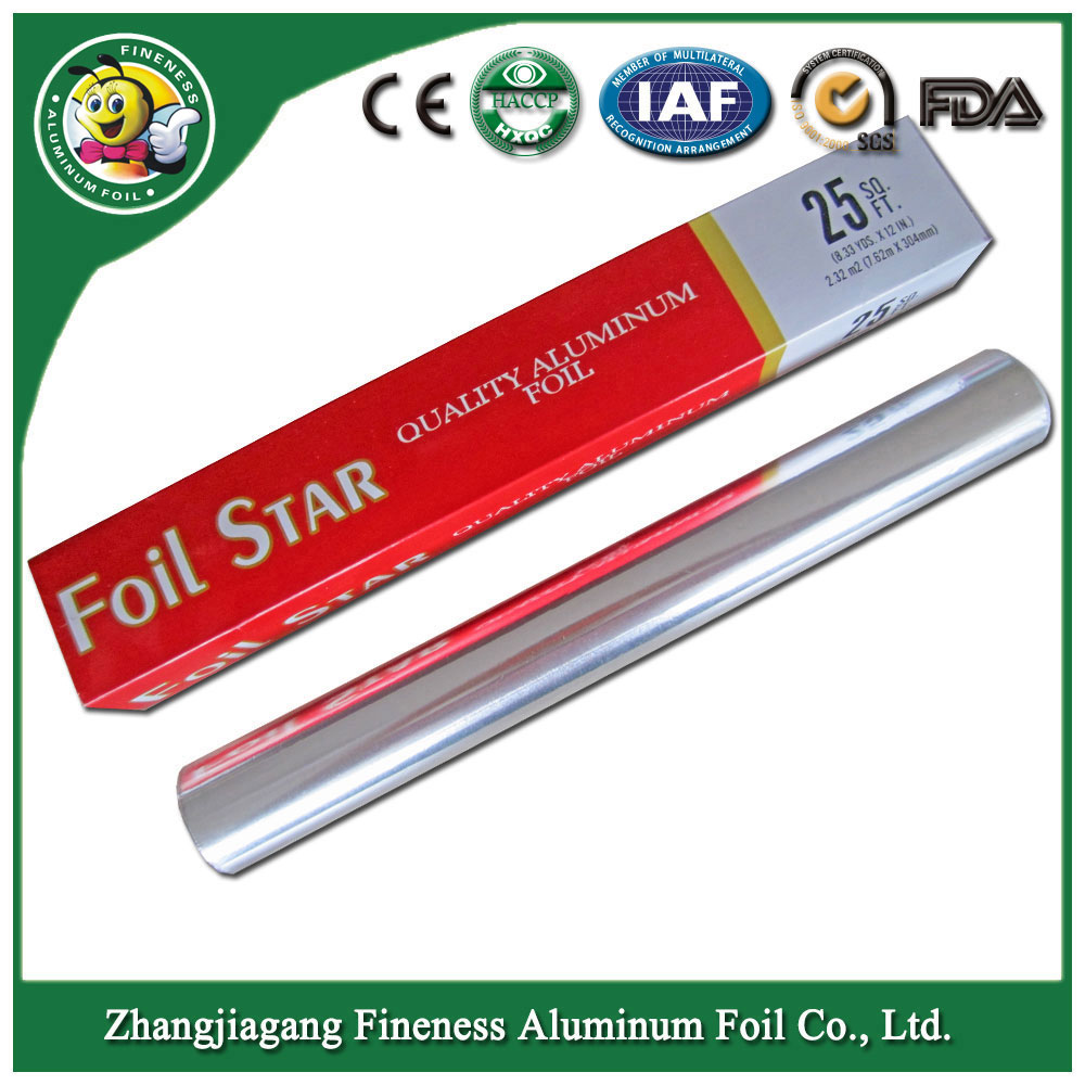 Kitchen Aluminum Foil Roll (FA363)