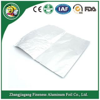 Household Aluminum Foil Sheets Food Wrapping