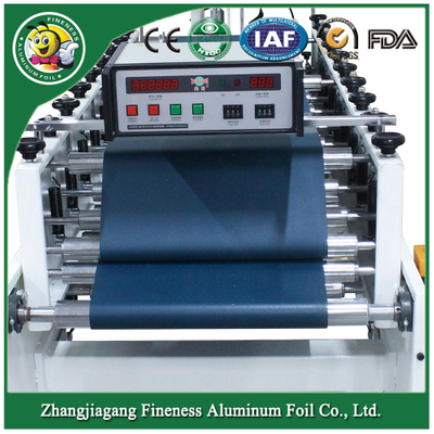 Aluminium Foil Folder and Gluer Machine