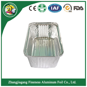 Soft Coated Class Design Aluminum Food Transport Container