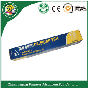 Household Aluminum Foil Catering Foil and Food Service Packaging Foil
