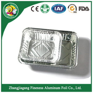 Aluminum Foil Container for Fast Food