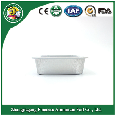Aluminum Foil Containers for Airline Lunch Box