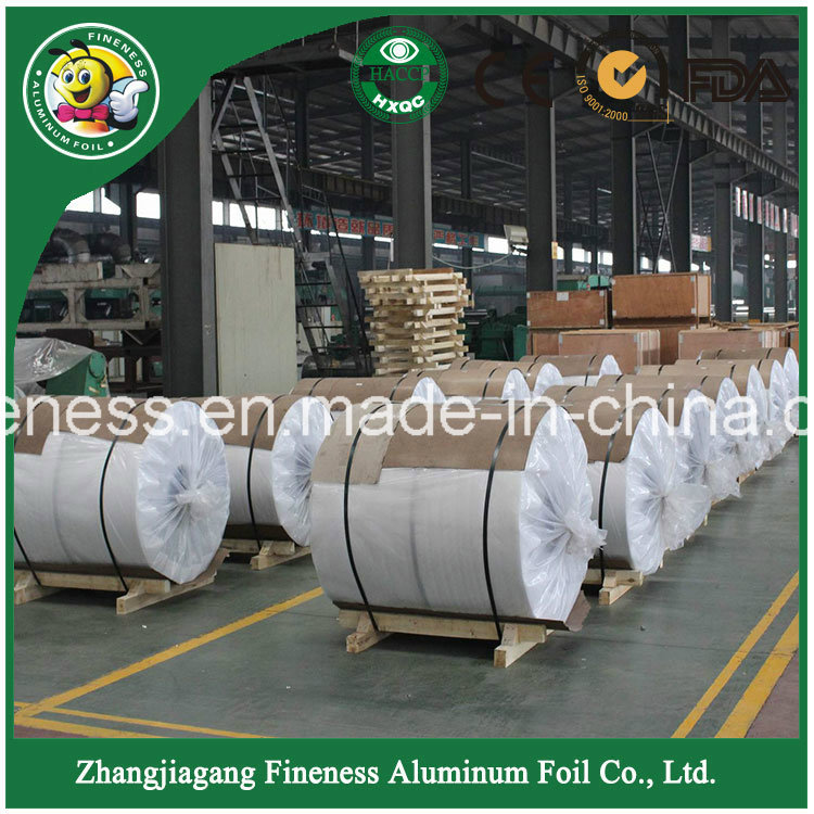 High Quality Aluminum Foil Jumbo Roll