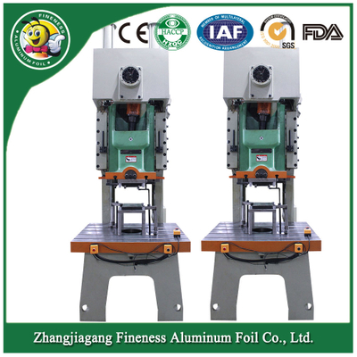 Auto Aluminum Foil Container Machinery