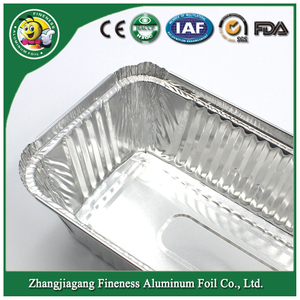 High Quality of Disposable Foil Container Tray