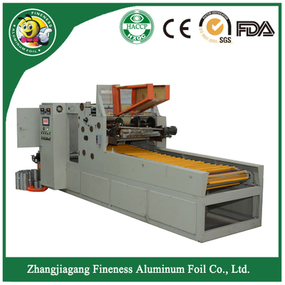 Aluminium Foil Small Roll Making Machine