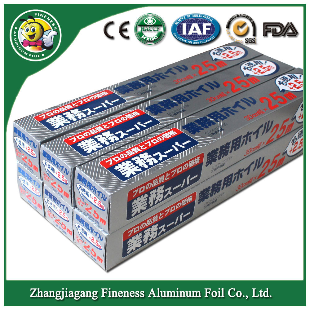 Contemporary Best Sell Household Aluminium Foil Sheet
