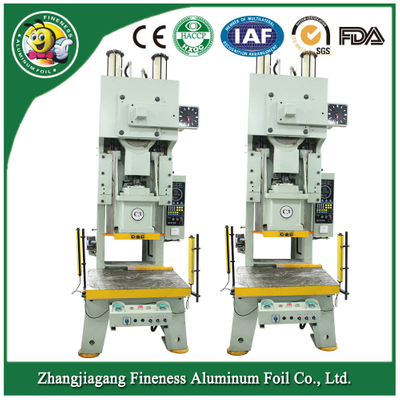 Aluminum Foil Container Production Machine Line
