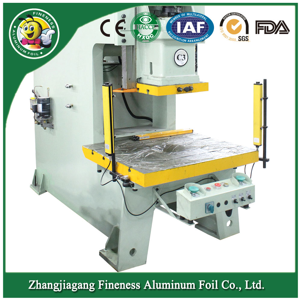 Promotional Popular Aluminum Containers Making Machine
