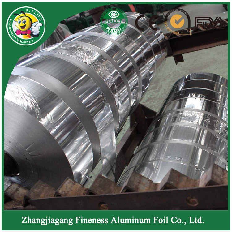 High Quality of Aluminum Foil for Jumbo Roll