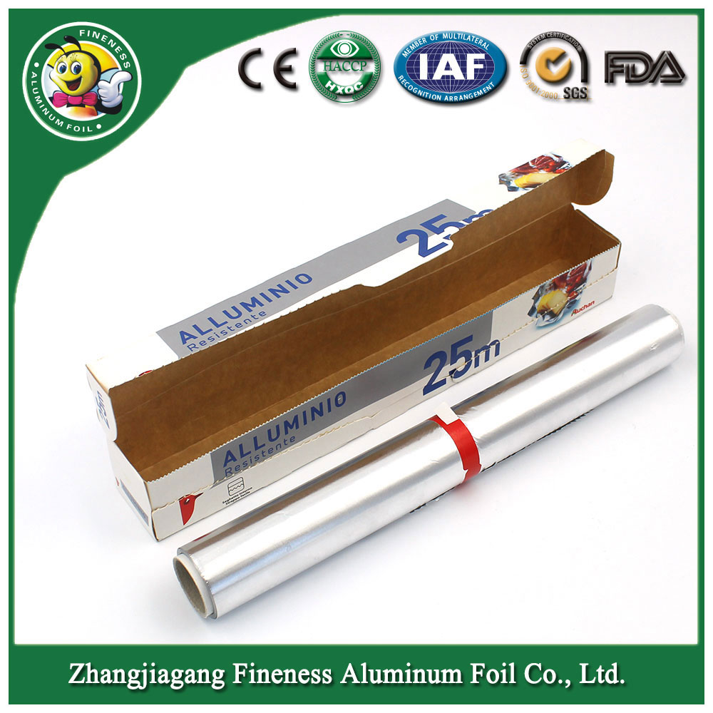 Top Quality Useful Aluminium Foil Household Used
