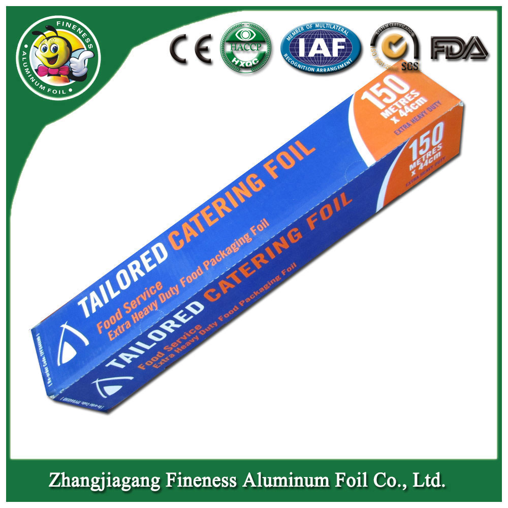 Family Size Aluminum Foil (FA295) for Packing Food