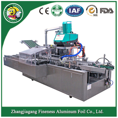 Kitchen Foil Roll Packaging Line