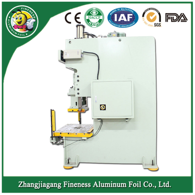China New Arrival Food Service Aluminum Foil Box Machine
