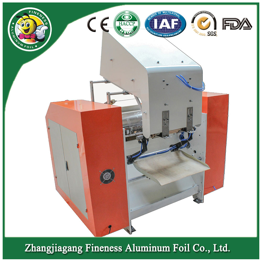 Best Quality Latest Manual Roll Change Rewinding Machine