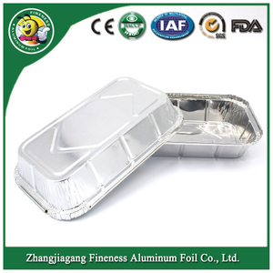 Disposable Aluminium Foil Container of kitchenware