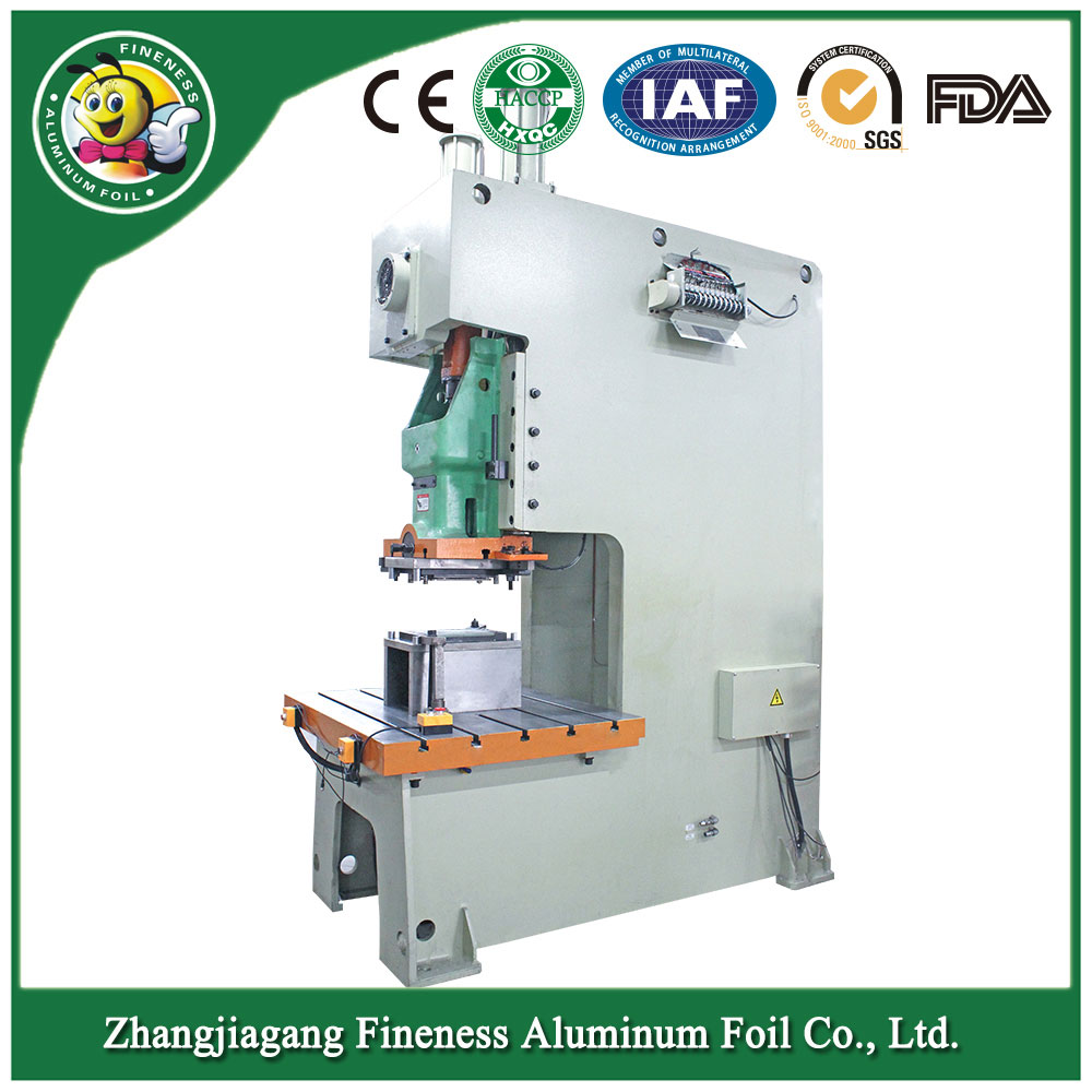 Hot Sell Popular Top Aluminum Foil Roll Making Machine