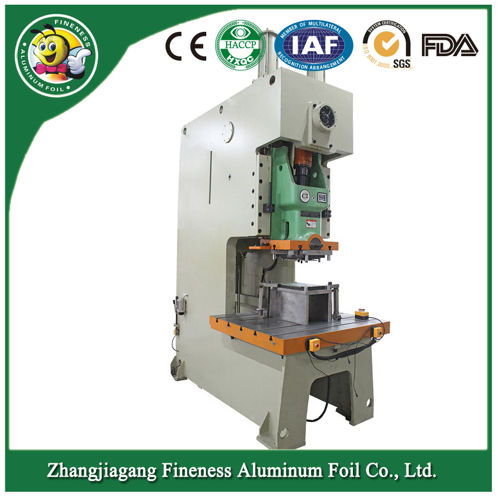High Quality Professional Aluminum Container Forming Machine