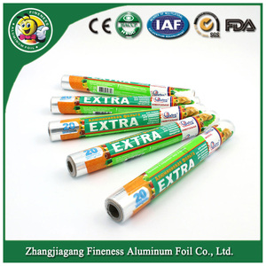 Best Quality Food Packaging Aluminium Foil Paper