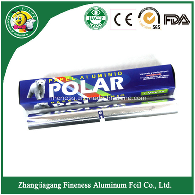 Healthy Household Aluminum Foil Paper for Food Package and Kitchen