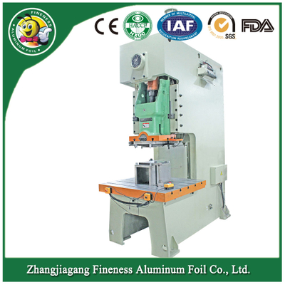 Good Quality Updated Aluminum Leaf Bun Bake Tray Mould Making Machine