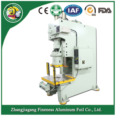 Design Best Sell Crimp Aluminum Foil Container Machine
