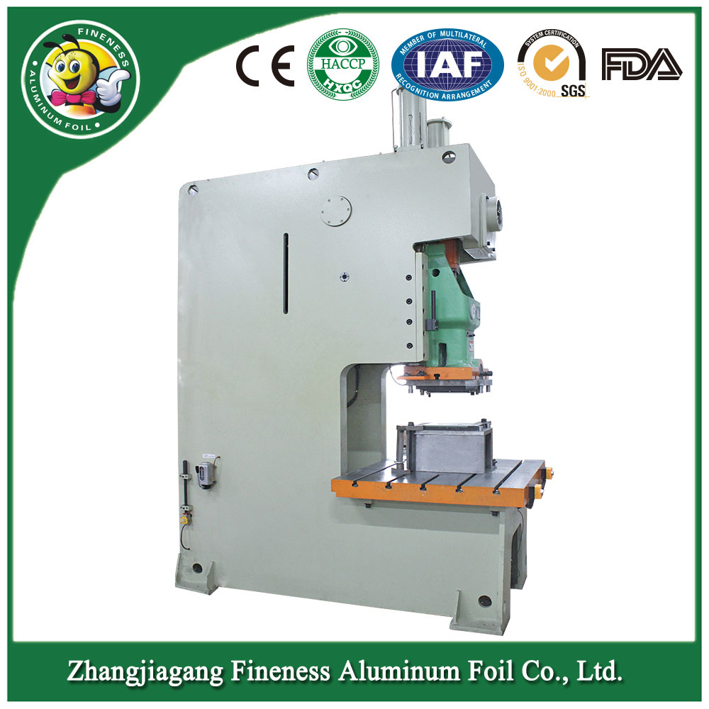Super Quality Economic Foil Food Storage Container Mould Machine