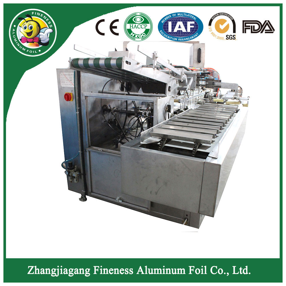 Aluminum Foil Cartoning Horizontal Cartoning Machine