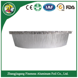 Best Quality Useful Large Shallow Aluminium Container