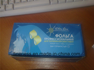 Customized Packing Aluminum Foil for Hairdressing -2