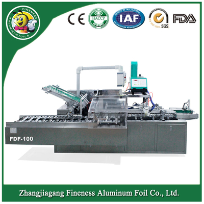 Modern Cheapest Boltte Cartoning Machine