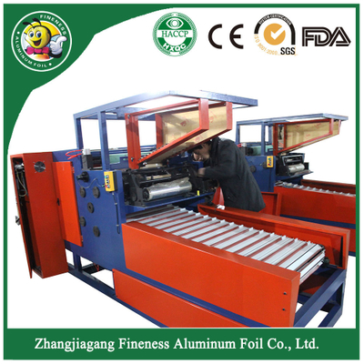 Aluminum Foil Slitting Machine Certificated by Ce Hafa850