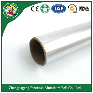 High Quality Aluminum Foil Roll with Shrink for Food