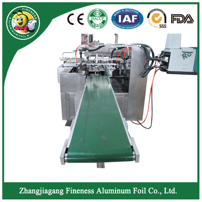 Fully Automatic Aluminum Foil Catoning Machine