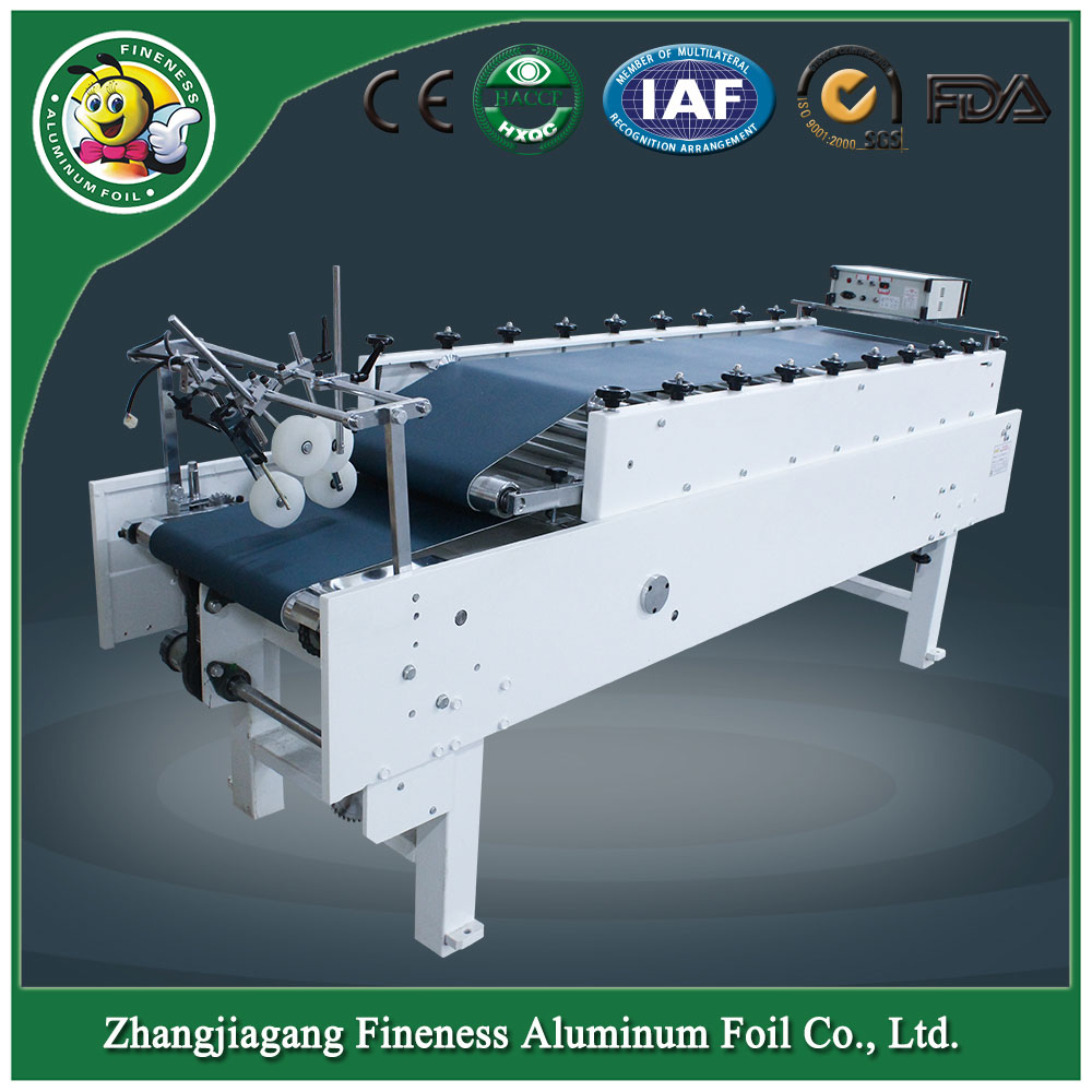 Aluminium Foil Automatic Folder Gluer Machine