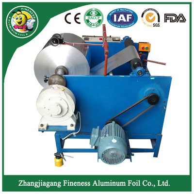 Economic New Coming Aluminium Foil Rewinding and Cutting Machine