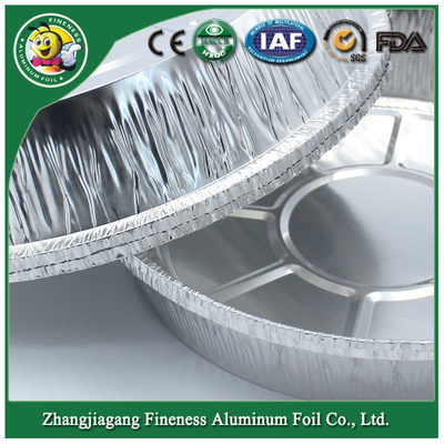 Disposable Aluminum Foil Container Customized